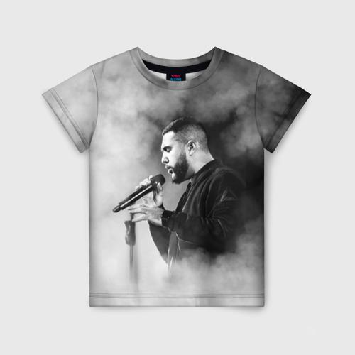 Детская футболка 3D Jah Khalib
