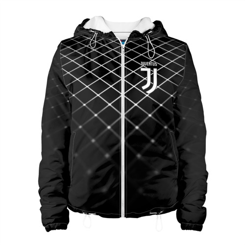 Женская куртка 3D Juventus 2018 Line