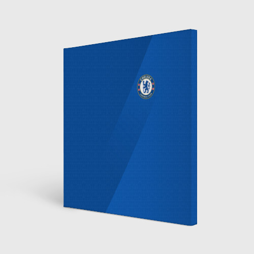 Холст квадратный Chelsea  2018 Элитная форма