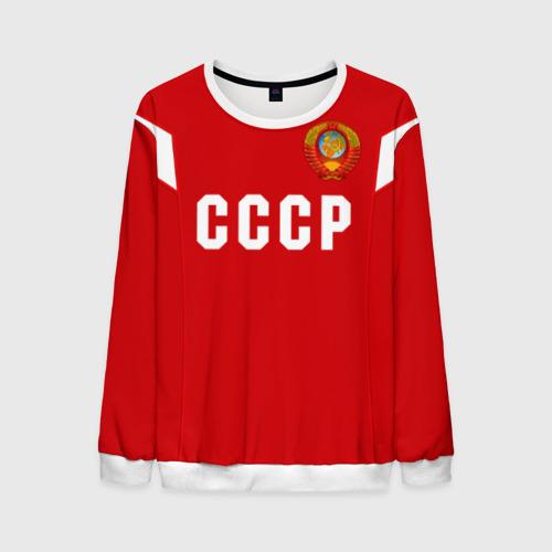 Мужской свитшот 3D Сборная СССР 1988