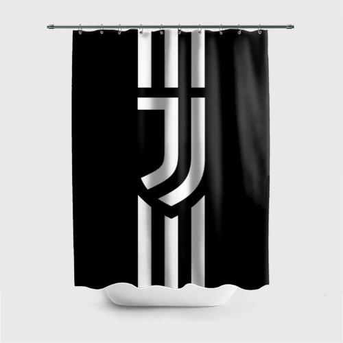 Штора 3D для ванной JUVENTUS SPORT