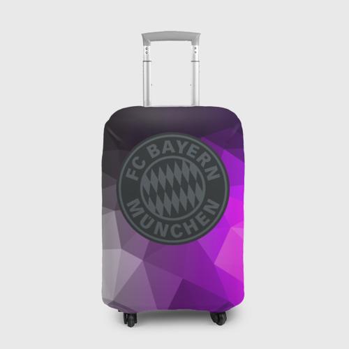 Чехол для чемодана 3D Bayern Munchen 2018 Abstract