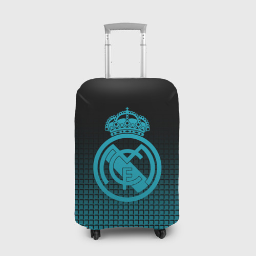 Чехол для чемодана 3D Real Madrid 2018 Original
