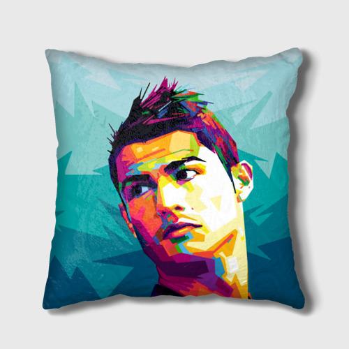 Подушка 3D Cristiano Ronaldo
