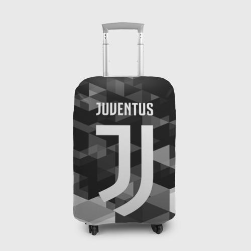 Чехол для чемодана 3D JUVENTUS / ЮВЕНТУС GEOMETRY SPORT