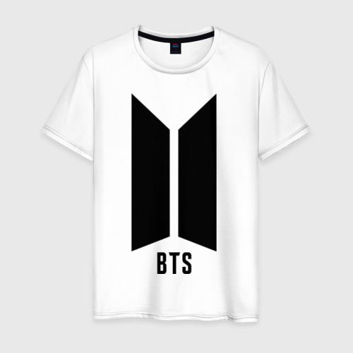 Мужская футболка хлопок BTS army