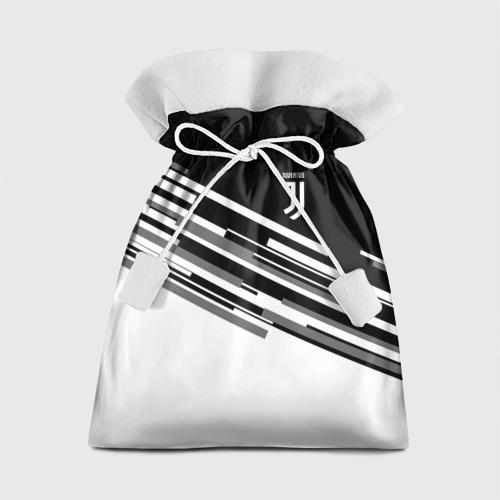 Подарочный 3D мешок JUVENTUS STRIPES STYLE