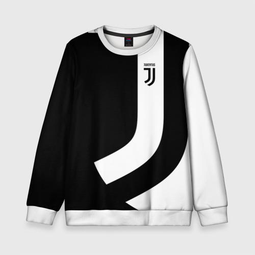 Детский свитшот 3D Juventus 2018 Original