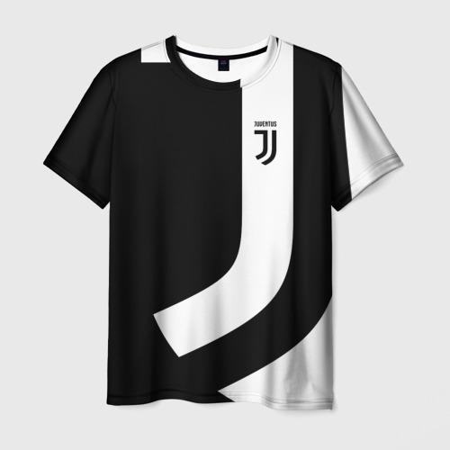 Мужская футболка 3D Juventus 2018 Original