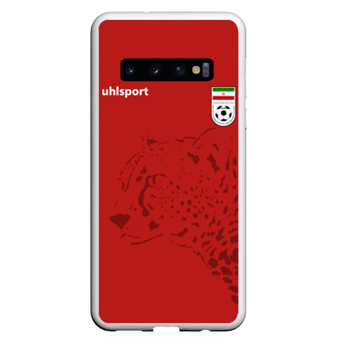 Чехол для Samsung Galaxy S10 Иран, форма