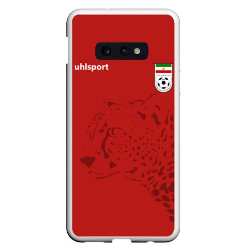 Чехол для Samsung S10E Иран, форма