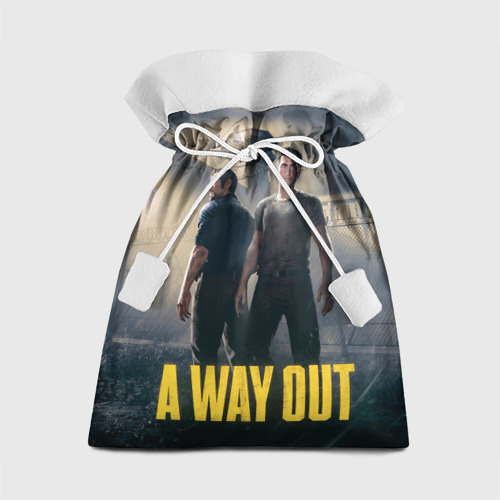 Подарочный 3D мешок A Way Out