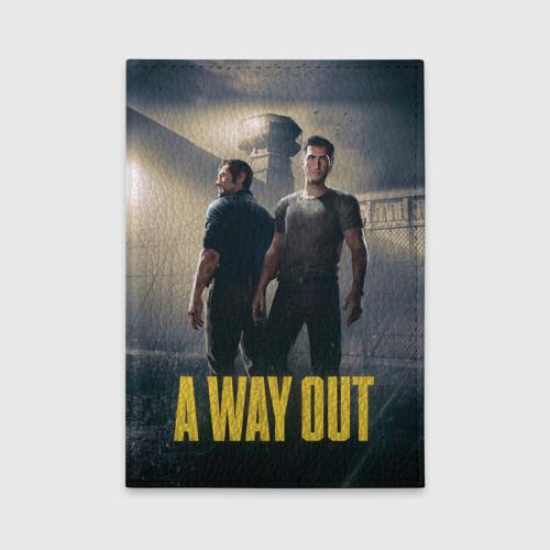 Обложка для автодокументов A Way Out