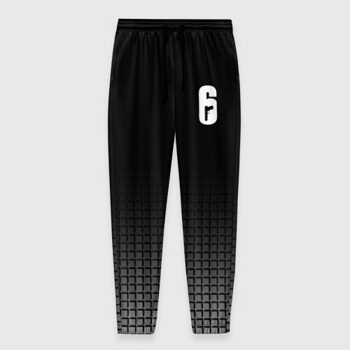 Мужские брюки 3D RAINBOW SIX SIEGE   РАДУГА 6 ОСАДА   R6S