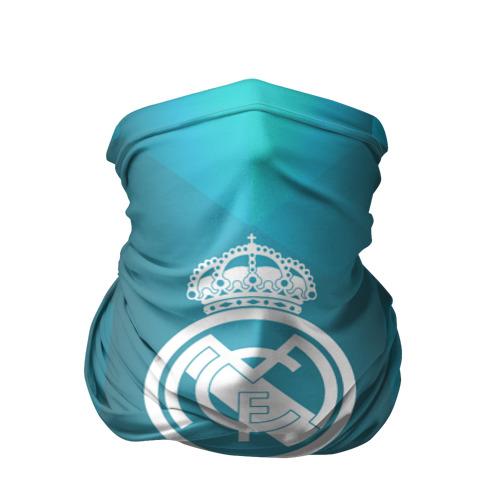 Бандана-труба 3D Real Madrid Geometry Sport