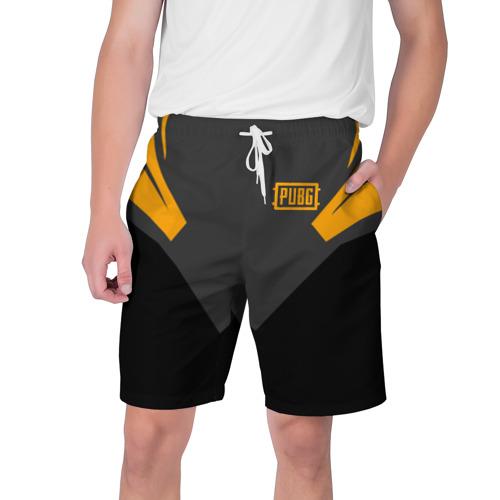 Мужские шорты 3D PUBG