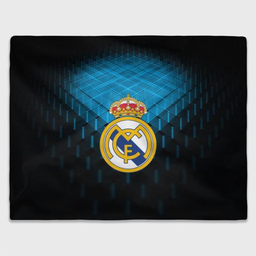 Плед 3D РЕАЛ МАДРИД | REAL MADRID