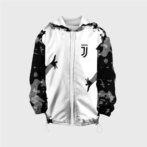 Детская куртка 3D Juventus 2018 Original