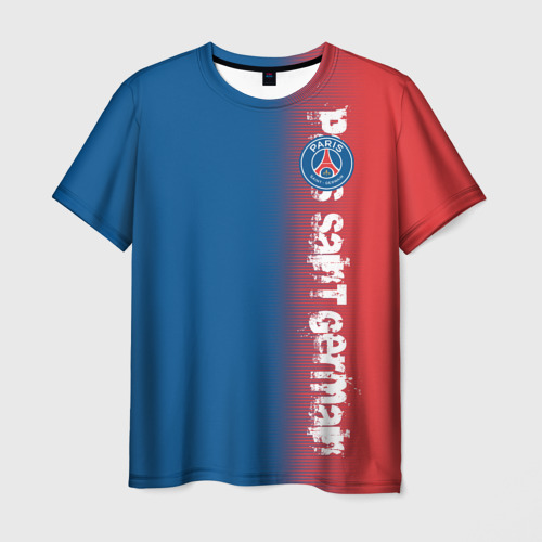 Мужская футболка 3D PSG 2018 Original