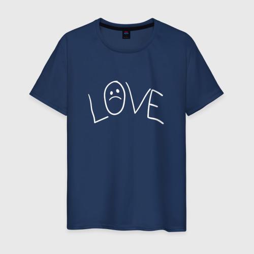 Мужская футболка хлопок Lil Love Tattoo