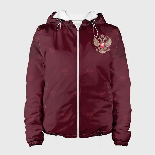 Женская куртка 3D Россия, форма