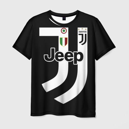 Мужская футболка 3D Juventus FIFA Edition