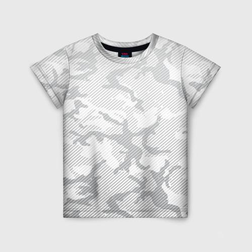 Детская футболка 3D Lite Camouflage Lines