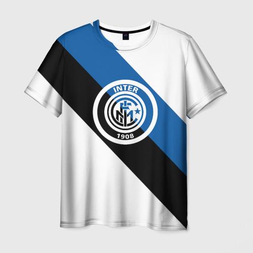 Мужская футболка 3D Inter