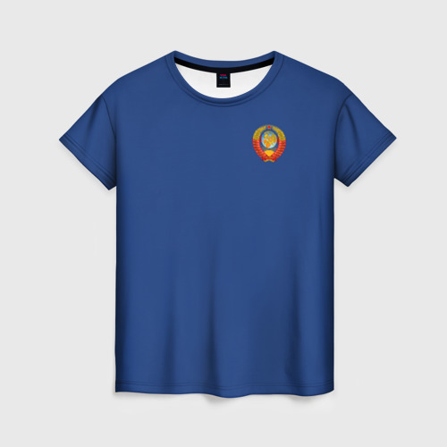 Женская футболка 3D Олимпиада - 72