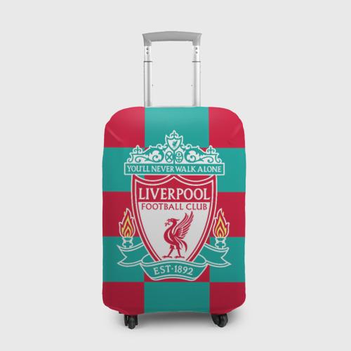 Чехол для чемодана 3D ФК Ливерпуль