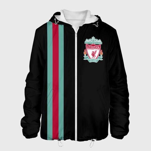 Мужская куртка 3D Liverpool FC