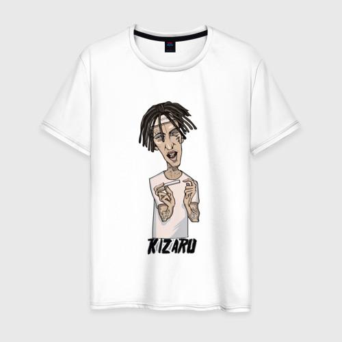 Мужская футболка хлопок KIZARU