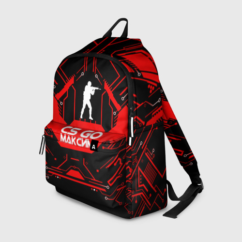 Рюкзак 3D Counter Strike-Максим