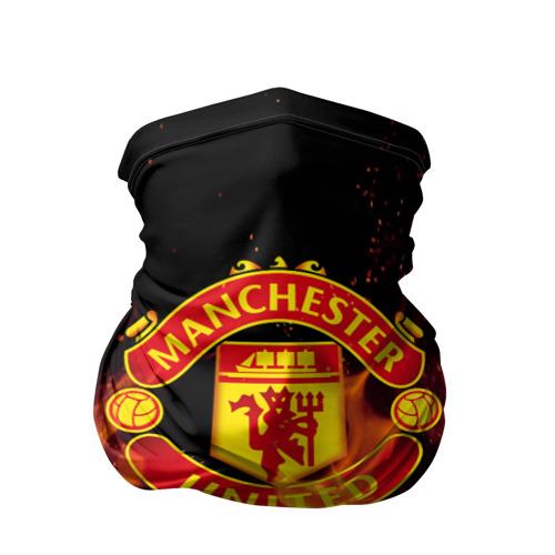 Бандана-труба 3D FC Manchester United