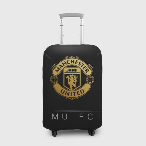 Чехол для чемодана 3D MU Gold