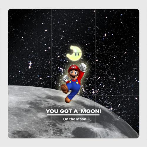 Магнитный плакат 3Х3 You got a moon
