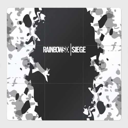 Магнитный плакат 3Х3 RAINBOW SIX SIEGE