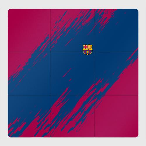 Магнитный плакат 3Х3 FC BARCELONA (BARCA)   ФК БАРСЕЛОНА