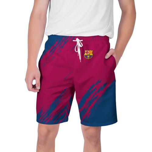 Мужские шорты 3D FC Barca 2018 Original