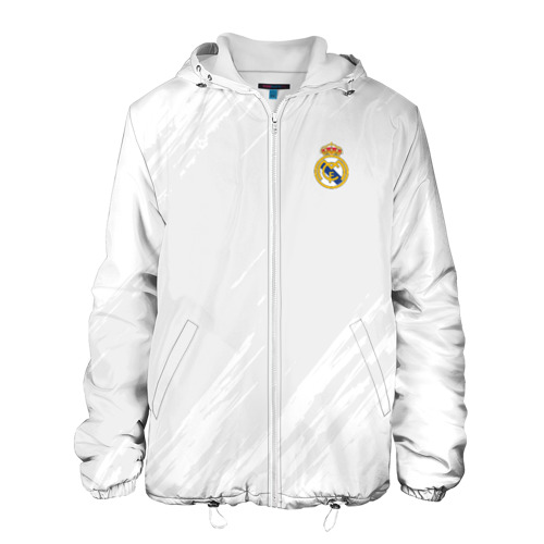 Мужская куртка 3D Real Madrid 2018 Original