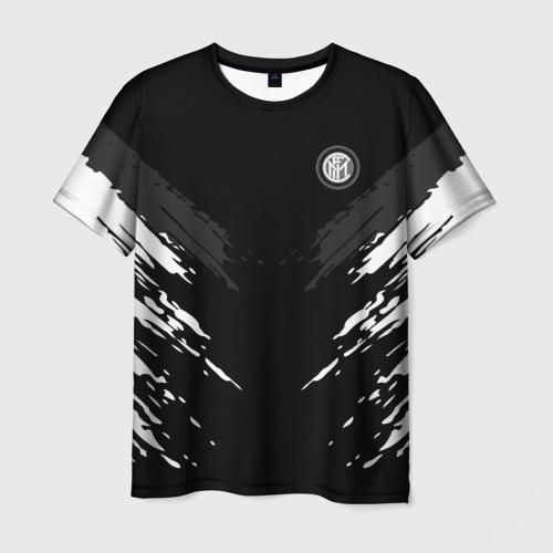 Мужская футболка 3D INTER 2018 SPORT
