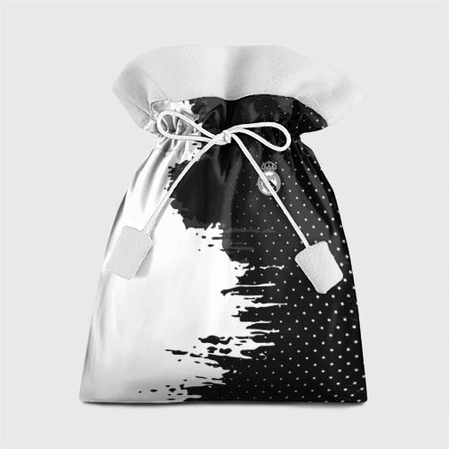 Подарочный 3D мешок Real Madrid uniform black 2018