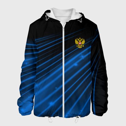 Мужская куртка 3D Russia Sport 2018 uniform