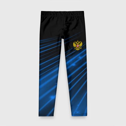Детские леггинсы 3D Russia Sport 2018 uniform