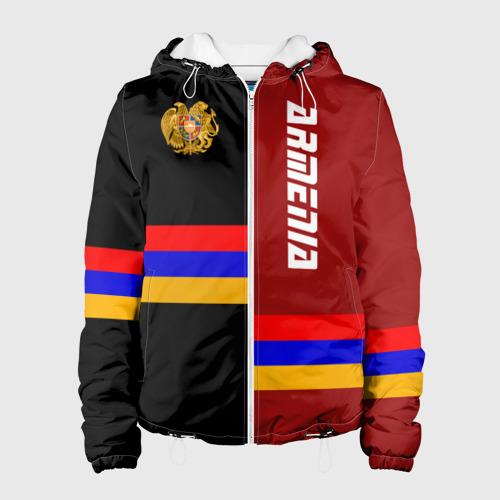 Женская куртка 3D ARMENIA (Армения)
