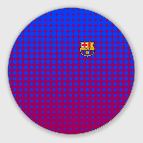 Коврик для мышки круглый Barcelona