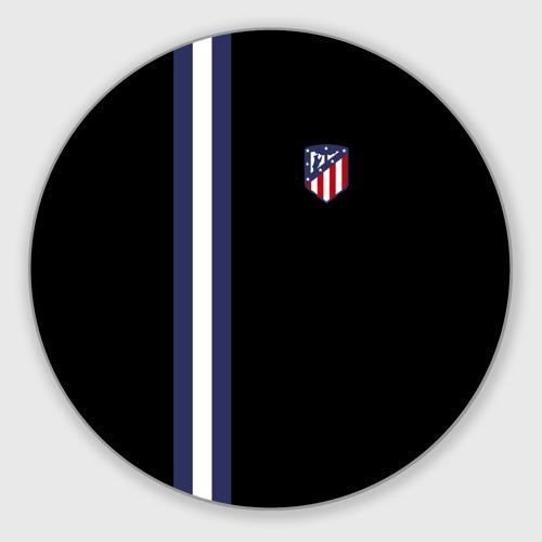 Коврик для мышки круглый Атлетико Мадрид