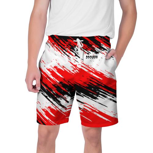 Мужские шорты 3D Mass Effect