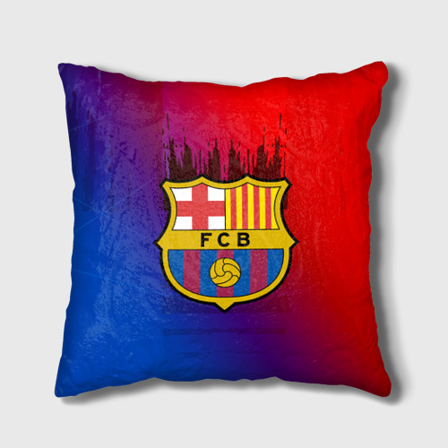 Подушка 3D FC Barcelona color sport