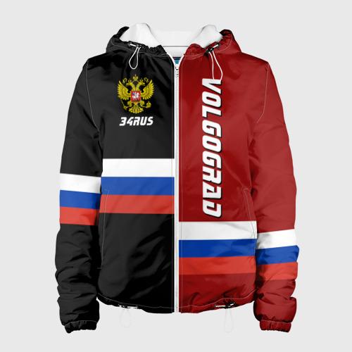 Женская куртка 3D VOLGOGRAD (Волгоград)